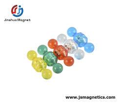 Пластиковый магнит вытолкните штифты неодимовые магниты отделение магнита NdFeB штифты