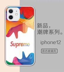 Luxury Square pour iPhone 13 12 PRO Max étui pour téléphone