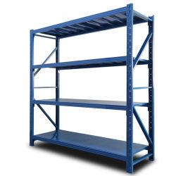 Étagères métalliques étagère métallique pour service intensif rangement pour rack en métal Étagère pour le supermarché de l'entrepôt de magasin