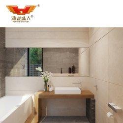 Nach Maß Luxuxwohnungs-Hotel-Möbel-Badezimmer-Eitelkeits-Set