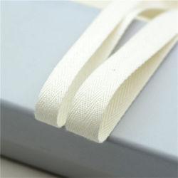 100% 코튼 테이프 헤링본(로고 사용자 정의 인쇄