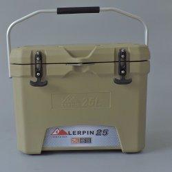 25L de refrigeración termoeléctrica de alta calidad pequeña caja portátil Aplicador de frío para el transporte de vacunas