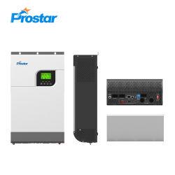 CC di Prostar 4kw 48V al generatore solare ibrido dell'invertitore di seno di CA 220V di griglia pura dell'onda off/on con il caricatore