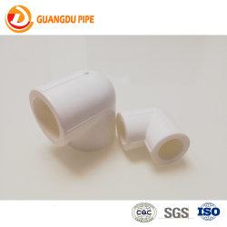 China Fabricante 20-110mm tubos tamanhos 90 grau PPR Cotovelo Macho Solda rosca de ligação PPR a Conexão do Tubo