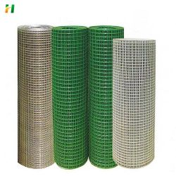 Best-Selling des matériaux de construction de treillis métallique galvanisé/PVC Treillis Soudés/grillage hexagonal/Treillis Soudés panneau/maille carrée/Telas Solda/Treillis soudés