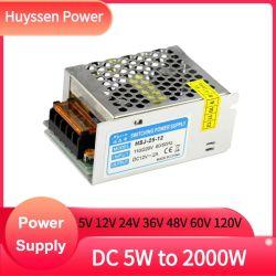 سعر جيد إخراج فردي 12 فولت 2 أمبير 25 واط تحويل التيار المتردد مصدر إمداد الطاقة لقاع مصباح LED S-25-12