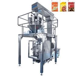 Chips de pommes de terre de la machine automatique d'emballage d'écrous de haricots secs