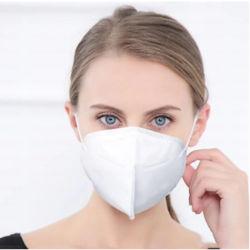 Venta caliente envío rápido de 5 pliegues KN95/N95/FFP1/FFP2/ KN95 Mascarilla respiratoria desechables Mascarilla de polvo en stock con Ce Cetificated
