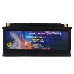 LiFePO4電池の車のバッテリー12V 1024whのリチウム隣酸塩イオン自動車CCA2300