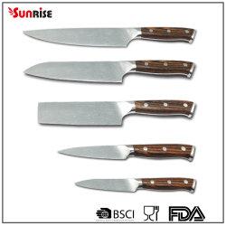8-дюймовый Дамасская сталь кухня шеф-повара нож кухня продукта (KSK658)