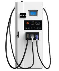 Ce сертифицированных 122квт, Chademo CCS, тип 2 разъема переменного тока EV зарядное устройство автомобиля зарядной станции кучу Ocpp 1.6j зарядки индикатор зарядки для наружного использования в домашних условиях и коммерческого использования