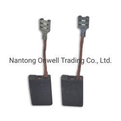 11e con las escobillas de carbón de parada automática para la selección eléctrica# 6.3*16*27mm
