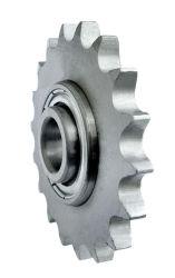 Le pignon tendeur : le roulement à billes, de la plaque de roue, l'ID ID06A08A, ID10A, ID12A, ID16A, ID20A