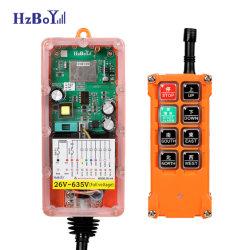 Controlo remoto de rádio sem fios industrial para gruas F21-E1b