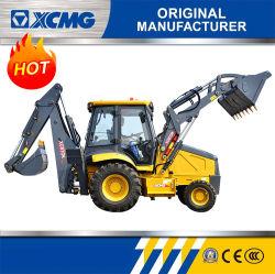 XCMG JCB 4CX y retroexcavadora cargadora de ruedas xc870K mini cargadora retroexcavadora tractor con el precio de venta