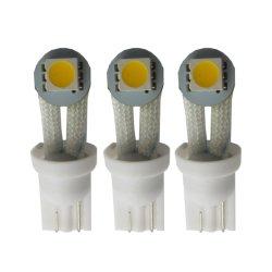 핀볼 기계 (ADT-194-5050SMD-P-1WW)를 위한 온난한 백색 3000K 핀볼 LED 램프 지구 LED 핀볼 전구