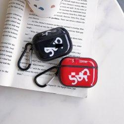 Mármore IMD skin personalizado para fone de ouvido sem fio de proteção auricular o acessório de carregamento do fone de ouvido tampa personalizada tampa de silicone para Apple Ipod Ar Airpods 1/2/PRO