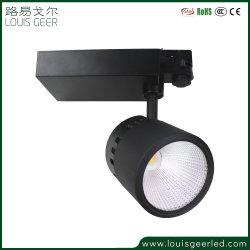 Het Spoor van de moderne LEIDENE Lamp van de Bol Lichte die E27 34W om Licht van het Spoor van de Vlek het Lichte Binnen wordt aangepast