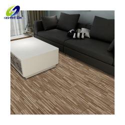 紫外線コーティングが付いている耐久Spc/PVC/Lvt/Lvpのビニールの床タイルの木製の表面