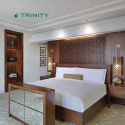 キングサイズベッド、クイーンサイズのダブルベッド、シングルサイズのラグジュアリーな木製ヘッドボード 5 つ星のホテル