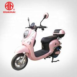 Más barato motocicleta eléctrica de Scooter de movilidad de dos ruedas Top-Sale ciclomotor eléctrico