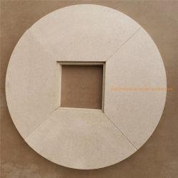 Moulé Vermiculite ignifugé Personnalisez le brique Vermiculite pour l'ignifugé mur Câble de plafond protection contre les incendies isolation thermique
