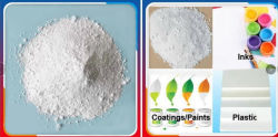 Weißer Puder-Rutil-Titandioxid für Gummi