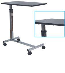 Estáveis e fáceis do Hospital de elevação (Homecare) Overbed Mesa com ferro Eletrodeposição
