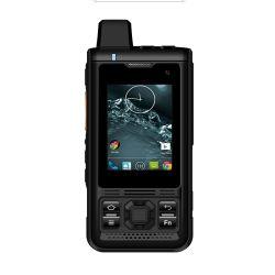 Lte 4G 2.4inch Screen-POC-Funksprechgerät des Android-8.1 macht Postverwaltung NFC IP68 mit der Hand fest