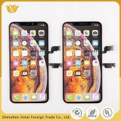ملحقات الهاتف المحمول OLED شاشة LCD تعمل باللمس لجهاز iPhone XS كحد أقصى