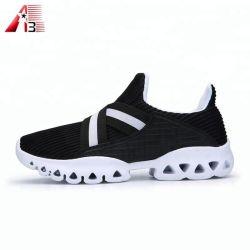 China-Sport-Turnschuh-Schuh-Fabrik passen Ihre eigenen Firmenzeichen-Marke weicher Outsole beiläufiger Sport-laufenden Schuhe für Mann und Frauen an