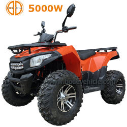 O bode Nova 5000W 4X4 Electric Quad ATV