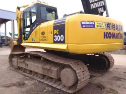 小松使用されたPC300-6/PC270/PC240/PC320の掘削機か中間の掘削機または日本Excavator/20-30ton掘削機