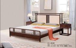 침실 전체적인 세트 가구 중국 단단한 나무 가구 현대 호텔 가구