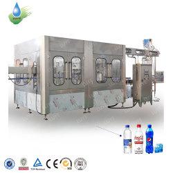 청량 음료 탄산 충전물 기계 또는 탄산 음료 생산 라인 또는 소다수 제작자