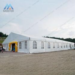 À prova de grande festa de casamento de exposições de retângulo Tenda para eventos ao ar livre