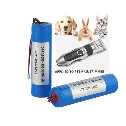 Fabricant Custom 18650 3200mAh au lithium-ion rechargeable Tondeuse cheveux batterie