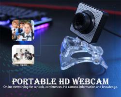 웹 캠 PC 최대 주문 인조 인간 초점 USB 상태 프레임 센서 CMOS HD 사진기 Webcam