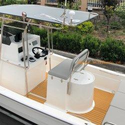 Liya 14-25 pieds bateaux de pêche en fibre de verre et de Panga bateau