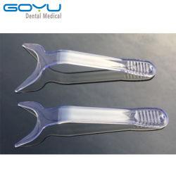 使い捨て可能な熱い販売Tのタイプ歯科開口器のUranus R-010の歯科頬のレトラクター