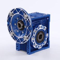 알루미늄 주철 하우징 변속기 드라이브 Nmrv 시리즈 전체 비율 RV25-RV185 웜 기어박스 감속 속도 감속기 기어박스