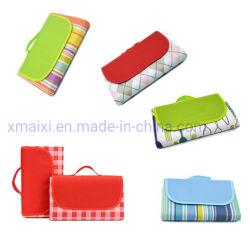 Водонепроницаемый для использования вне помещений на пляже складные походные матрасы подушки для пикника кемпинг коврик