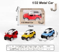 1: aleación de 32 Tire hacia atrás la simulación del modelo de vehículo todoterreno para los niños de coche de juguete