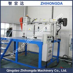 Vertikaler Typ kalte Zufuhr-Silikon-Gummi-Extruder-Strangpresßling-Maschine