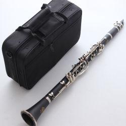 Réplica de base Clarinete Bb SL-120 17 de níquel las claves de la caída de clarinete Clarinete B sintonizar Clarinetto Clarinette Klarinette
