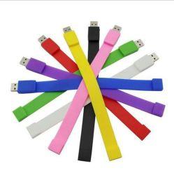 Cheap Bracelet montre USB 16Go et 32 Go Dragonne lecteur Flash USB Stick USB pour Logo personnalisé