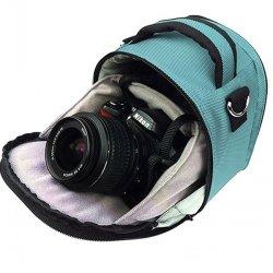 Foto-Kamera-Beutel der kundenspezifischen wasserdichten Form-leichter bunter DSLR