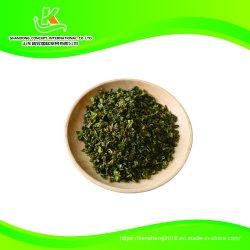 Nuova peperone dolce verde disidratato asciutto secco 6*6mm del raccolto aria naturale