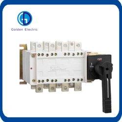 محول تيار متردد 220 فولت، 380 فولت، مفتاح تبديل نظام النقل اليدوي المفتاح 1A~3200A للمُولِّد