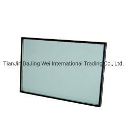Isolation thermique faible valeur U vide les panneaux de verre à double vitrage en verre